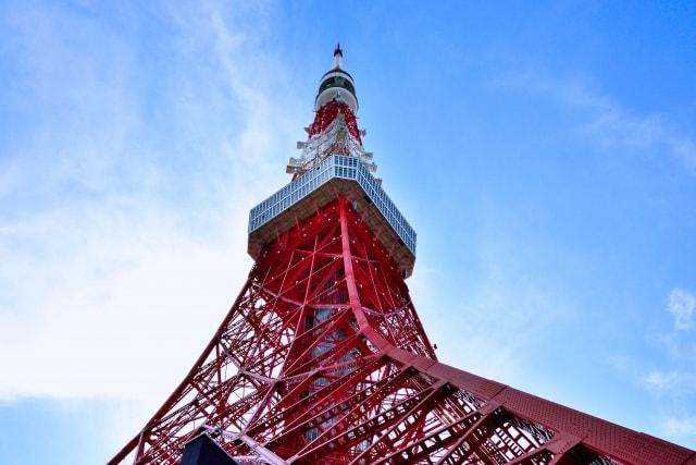 東京タワーはインバウンド対策