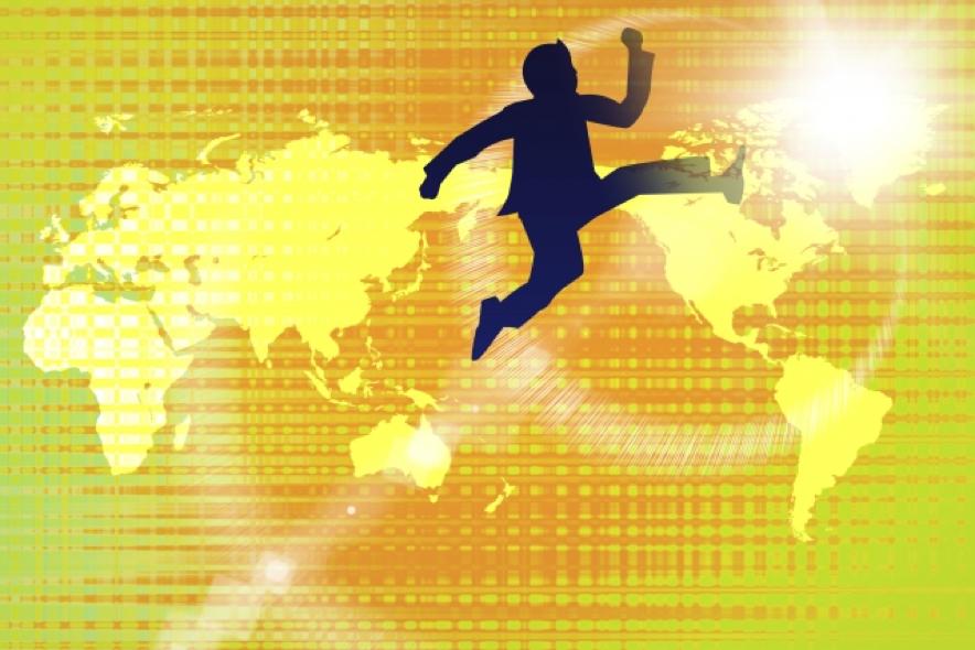 企業が海外に進出する際に受けることができる支援